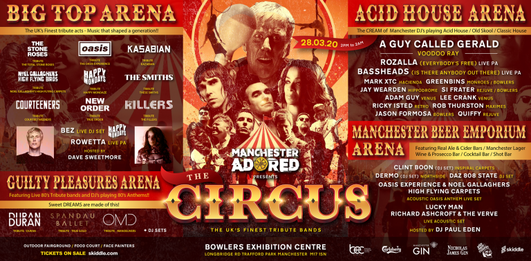 adored circus